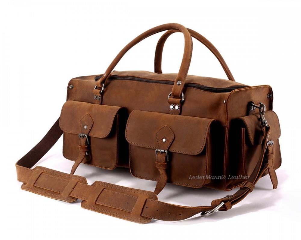 Squared Travel Bag Buy Online Ledermann