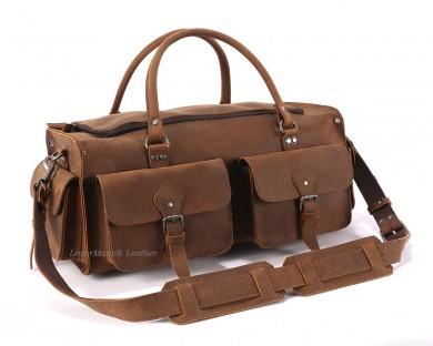 Squared Travel Bag