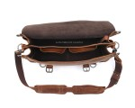"""Two Compartment Briefcase - 18"""""""