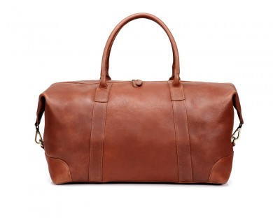 TheCultured Travel Bag - Tan