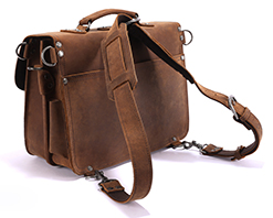 Shop Rugged Leather Backpack