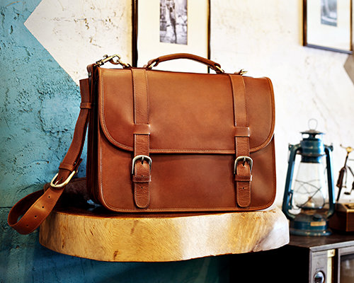 Best Mens Leather Briefcase & Bag | LederMann