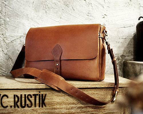 Shop Leather Messenger Bags